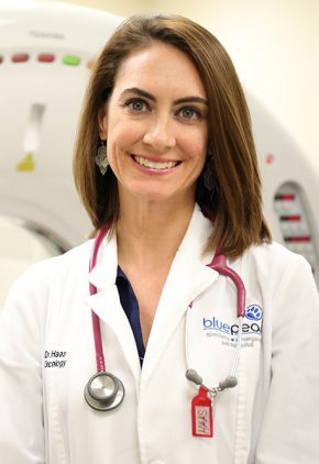 Dr. Samantha Haas is a doctor in our oncology service.