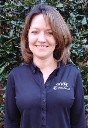 Dr. Christine Horne is certified in veterinary acupuncture.