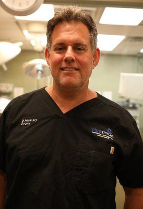 Dr. Mark Levy is board certified in in veterinary surgery.