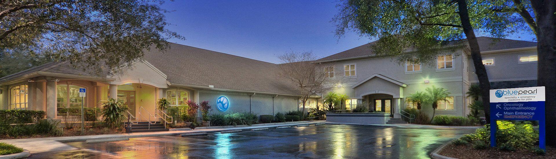 BluePearl Pet Hospital   Tampa, FL   24/7 Emergency Vet