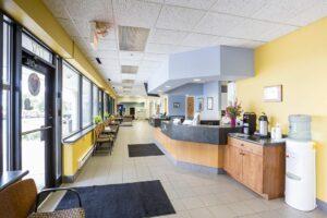 Eden Prairie Lobby