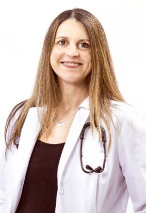 Dr. Rebecca Risbon is board certified in veterinary oncology.