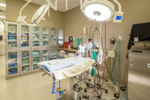 Spring Texas surgery suite