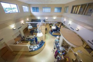 Southfield-MI-Hospital-Aerial-Photo