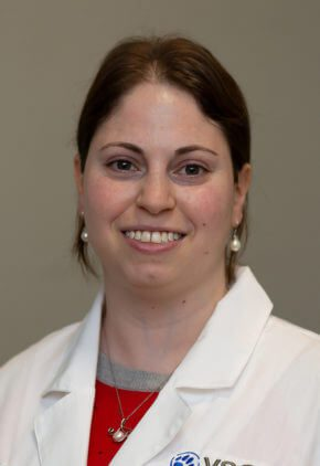 Dr. Abby Meltzer is a resident in our internal medicine service.