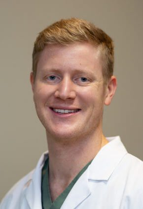Dr. Albert Lynch is a resident in our surgery service.