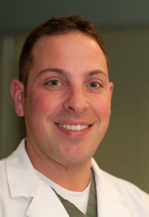 Dr. Garret Pachtinger is board certified in veterinary emergency and critical care medicine.