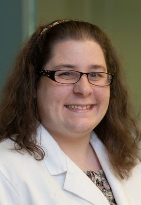 Dr. Hanna Murray is board certified in veterinary radiology.