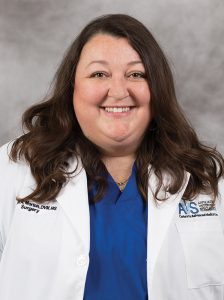 Dr. Bridget Morton is a doctor in our surgery service.