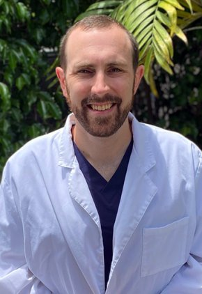 Dr. Kevin Frame is a veterinarian in our surgery service.