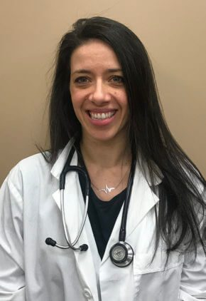Dr. Meghan Kirsch is a veterinarian in our surgery service.