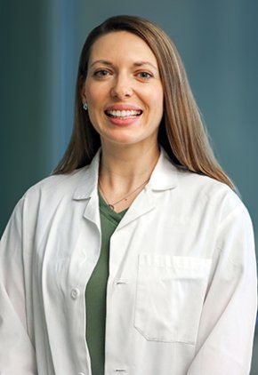 Dr. Lauren Deahl is board certified in small animal surgery.