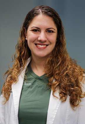 Dr. Maisy Grassie Fay is an emergency medicine veterinarian.