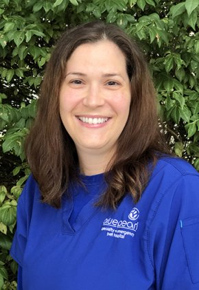 Christine Jones is a certified veterinary technician with specialty certification in ophthalmology.