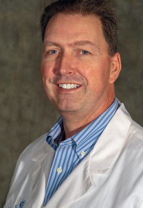 Dr. Christopher Eich is board certified in veterinary surgery.