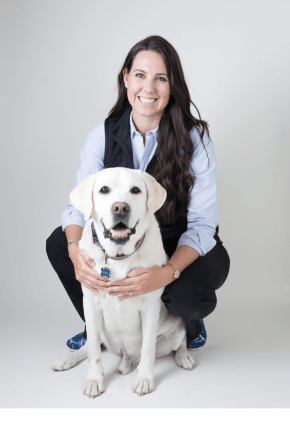 Dr. Sylvia Pryor is board certified in veterinary ophthalmology.