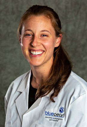 Dr. Ashley Patterson is a small animal medicine and surgery intern.