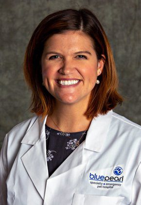 Dr. Catherine Vetter is a small animal medicine and surgery intern.