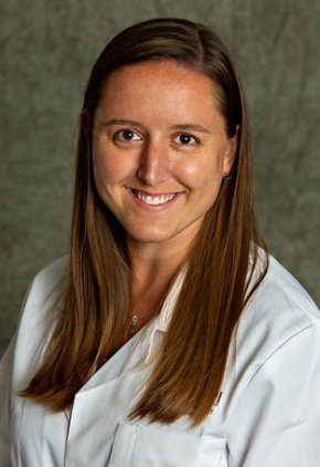 Dr. Janine Wing is a small animal medicine and surgery intern.