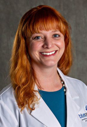 Dr. Nadine Cross is part of our emergency medicine training program.