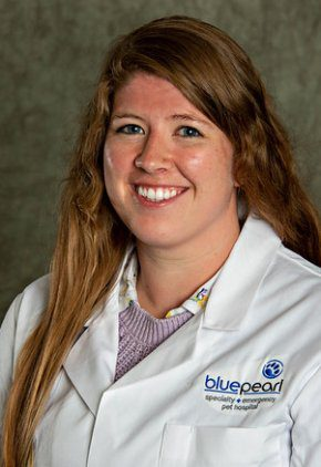 Dr. Rachel Melvin is a small animal medicine and surgery intern.