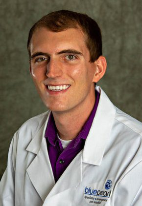 Dr. William Smith is a small animal medicine and surgery intern.
