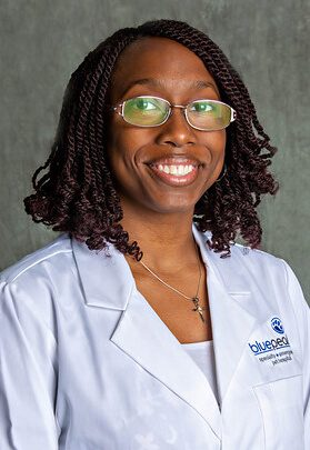 Dr. Jessica Johnson is an emergency veterinarian.