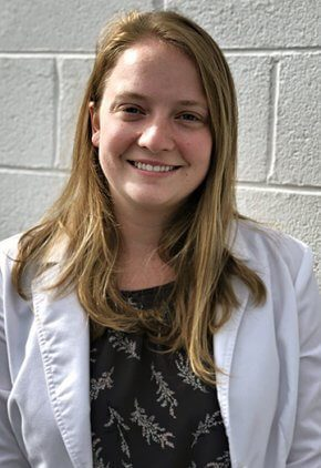 Dr. Katherine Neal is a small animal medicine and surgery intern.