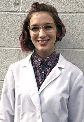 Dr. Jessica Wild is a small animal medicine and surgery intern.