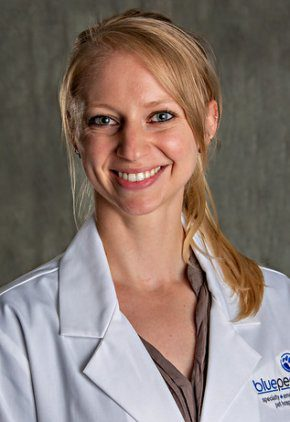 Dr. Alexandria Baltes is a clinician in our emergency medicine training program.