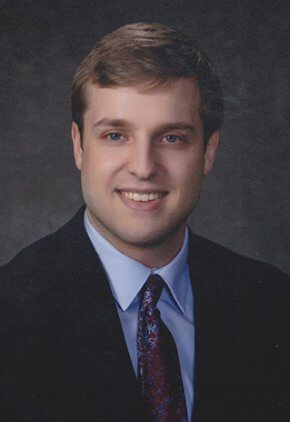 Dr. Alex Schenk is a small animal medicine and surgery intern.