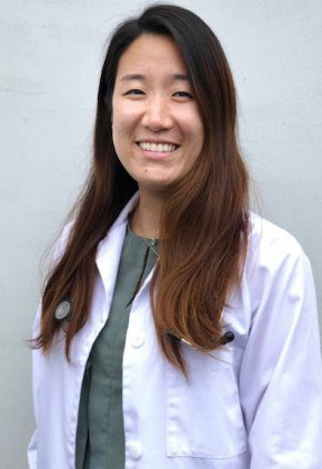 Dr. Esther Choi is a small animal medicine and surgery intern.