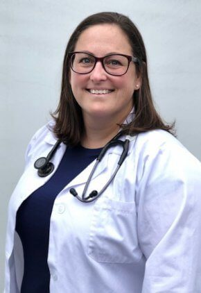 Dr. Franci Forman is a small animal medicine and surgery intern.