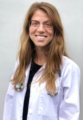 Dr. Courtney Wright is a small animal medicine and surgery intern.