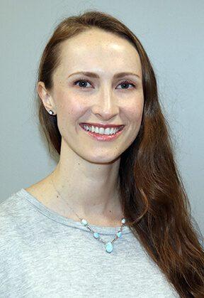 Dr. Olga Norris is board certified in veterinary internal medicine.