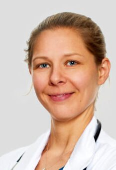 Dr. Edwina Love is a doctor in our oncology service.