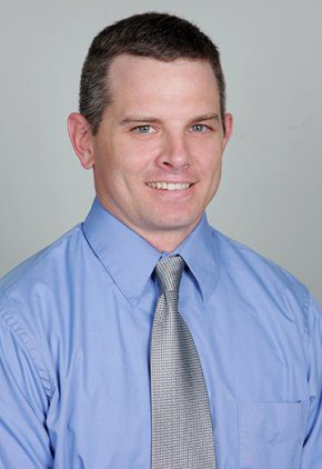 Dr. Eric Ferrell is board certified in veterinary radiology.