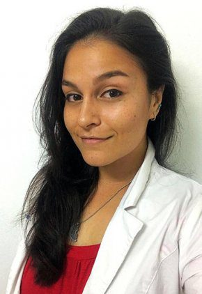 Dr. Taylor Bernardo is a small animal medicine and surgery intern.