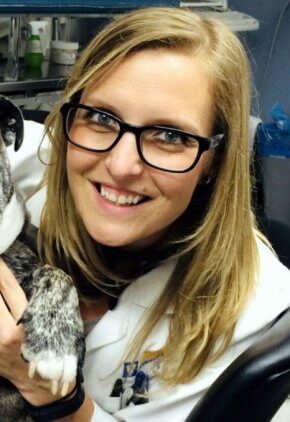 Dr. Catherine Gunther-Harrington is board certified veterinary cardiology