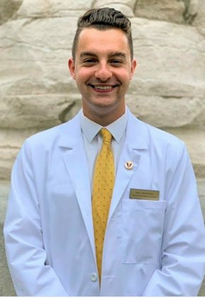 Dr. Marc Weissman is a small animal medicine and surgery intern.