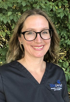 Dr. Dora Kassel is an emergency medicine veterinarian.
