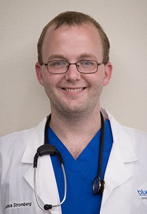 Dr. Joshua Stromberg is an intern in our neurology service.