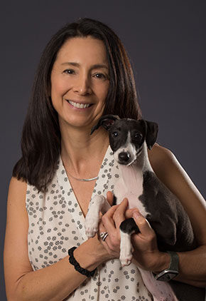 Dr. Jennifer Baez is board certified in both small animal internal medicine and veterinary oncology.