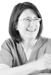 Dr. Ellen Davison is board certified in veterinary cardiology.