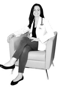 Dr. Christine Mullin is board certified in veterinary oncology.