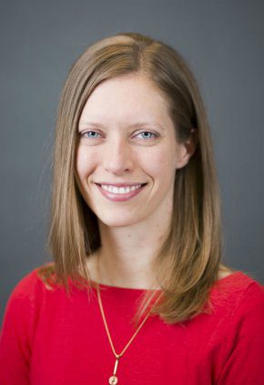 Dr. Emily Ansel is an emergency medicine veterinarian.