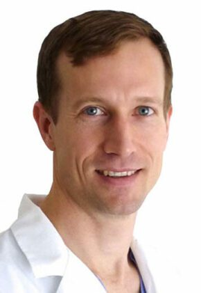 Dr. Tyler Klose is board certified in small animal internal medicine.