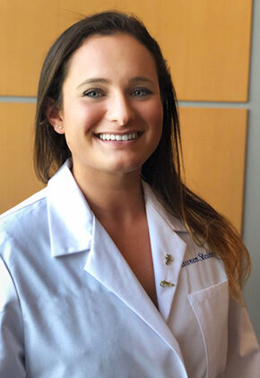 Dr. Lauren Steiner is a small animal medicine and surgery intern.