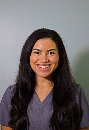 Dr. Tatiana Henry is a small animal medicine and surgery intern.
