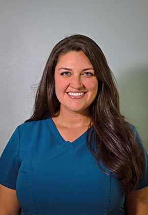 Dr. Francesca Lerner is a small animal medicine and surgery intern.